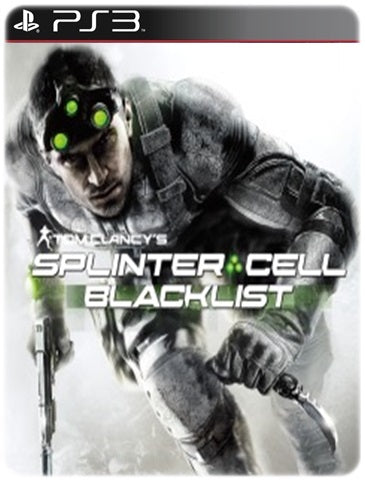 SPLINTER CELL BLACK LIST ULTIMATE