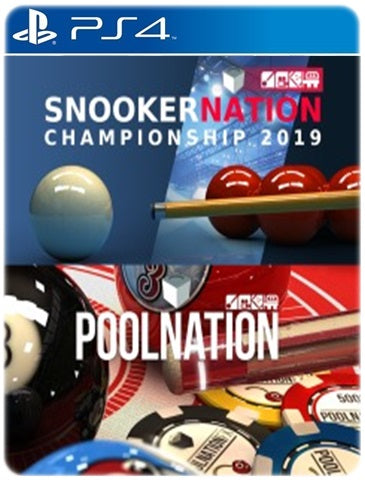 POOL AND SNOOKER BUNDLE