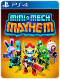 MINI-MECH MAYHEM VR