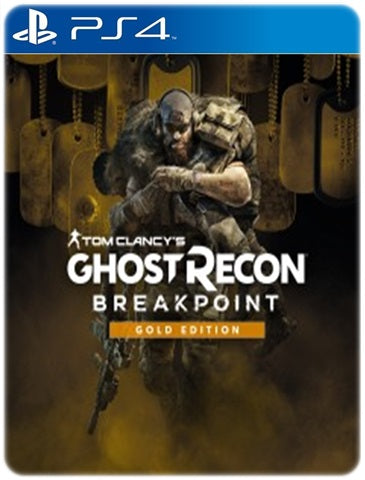 TOM CLANCY´S GHOST RECON BREAKPOINT GOLD EDITION
