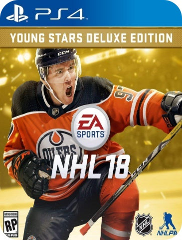 EA SPORTS NHL 18 YOUNG STAR DELUXE EDITION
