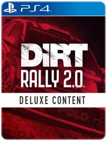 DIRT RALLY 2.0 DELUXE CONTENT PACK