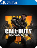 CALL OF DUTY BLACK OPS 4 IV