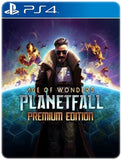 AGE OF WONDERS PLANETFALL PREMIUM EDITION