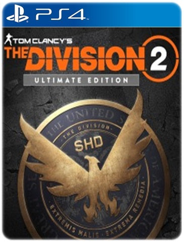 TOM CLANCY´S THE DIVISION 2 ULTIMATE EDITION