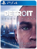 DETROIT BECOME HUMAN DELUXE EDITION