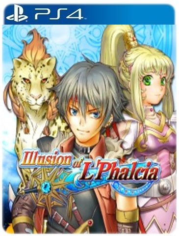 ILLUSION OF L´PHALCIA