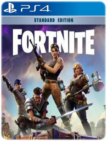 FORTNITE STANDARD FOUNDER'S PACK PS4