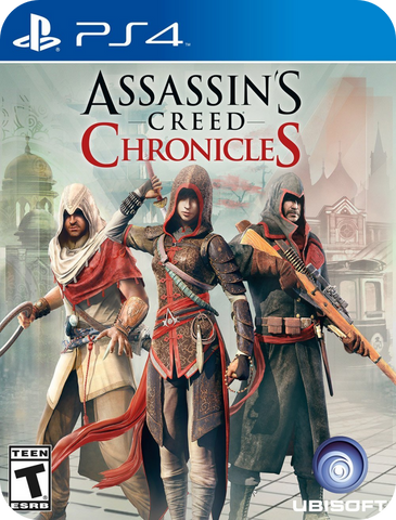 ASSASSIN´S CREED CHRONICLES TRILOGY