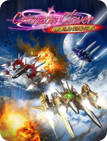 CRIMZON CLOVER WORLD IGNITION (STEAM)