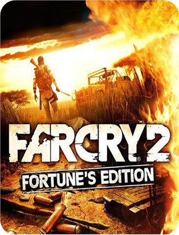 FAR CRY 2 FORTUNE'S EDITION (STEAM)