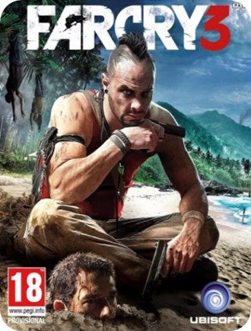 FAR CRY 3 (STEAM)