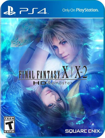 FINAL FANTASY X/X-2 HD REMASTERED
