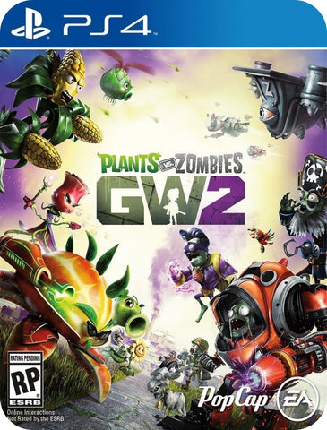 PLANTAS VS ZOMBIES GARDEN WARFARE 2