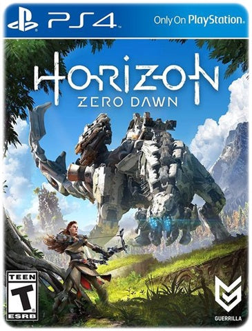 HORIZON ZERO DAWN DELUXE EDITION