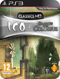 ICO AND SHADOW THE COLOSSUS CLASSIC