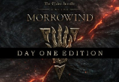 THE ELDER SCROLLS ONLINE TAMRIEL MORROWIND DAY ONE EDITION