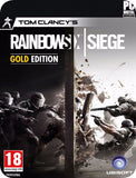 TOM CLANCY'S RAINBOW SIX SIEGE GOLD EDITION (UPLAY)