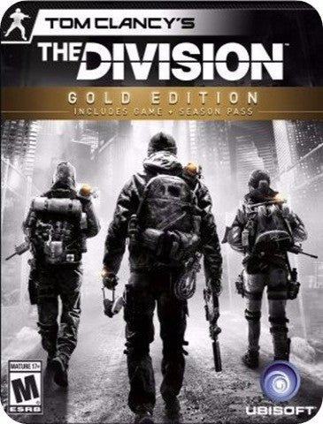 TOM CLANCY´S THE DIVISION GOLD EDITION (UPLAY)