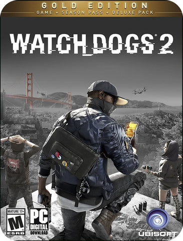 WATCH DOGS 2 GOLD EDITION STEAM