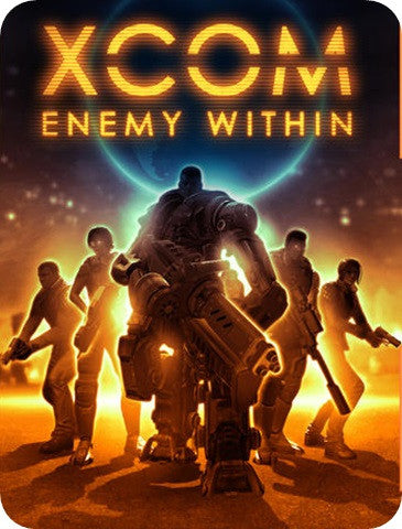 XCOM ENEMY WITHIN DLC