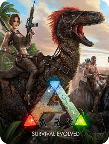 ARK SURVIVAL EVOLVED STEAM