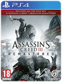 ASSASSIN´S CREED III REMASTERED