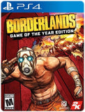 BORDERLANDS GAME OF THE YEAR EDITION