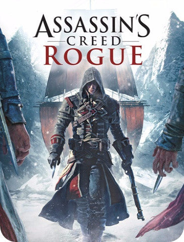 ASSASSIN'S CREED ROGUE (UPLAY)