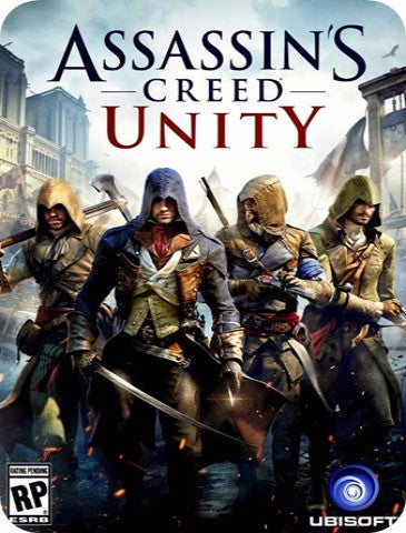 ASSASSIN'S CREED UNITY (STEAM)