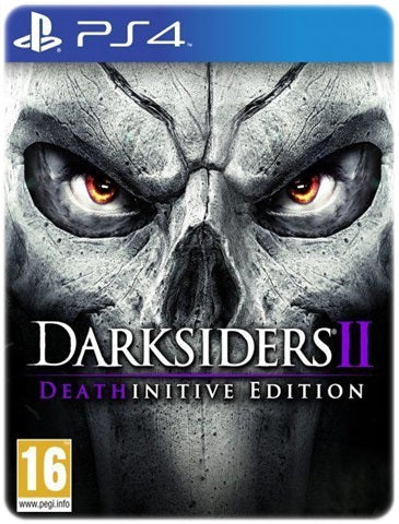 DARKSIDERS 2 DEATHNITIVE EDITION