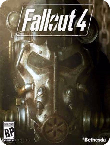 FALLOUT 4 STEAM