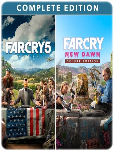 FAR CRY NEW DAWN  COMPLETE EDITION