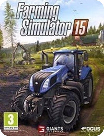FARMING SIMULATOR 15 2015