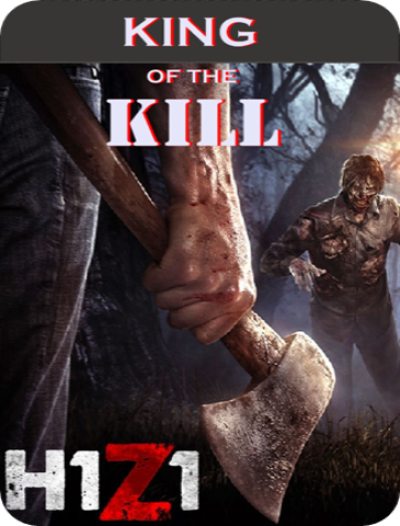H1Z1 KING OF THE KILL STEAM