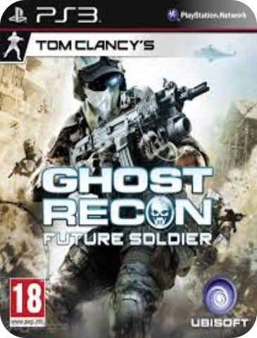TOM CLANCY´S GHOST RECON FUTURE SOLDIER
