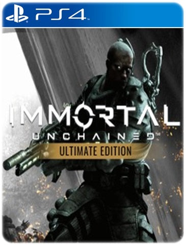 IMMORTAL UNCHAINED ULTIMATE EDITION