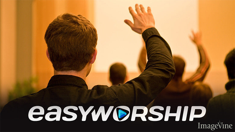 easy worship projector software free