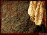 blood stained tunic of jesus