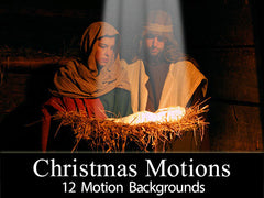 Christmas Motion Backgrounds