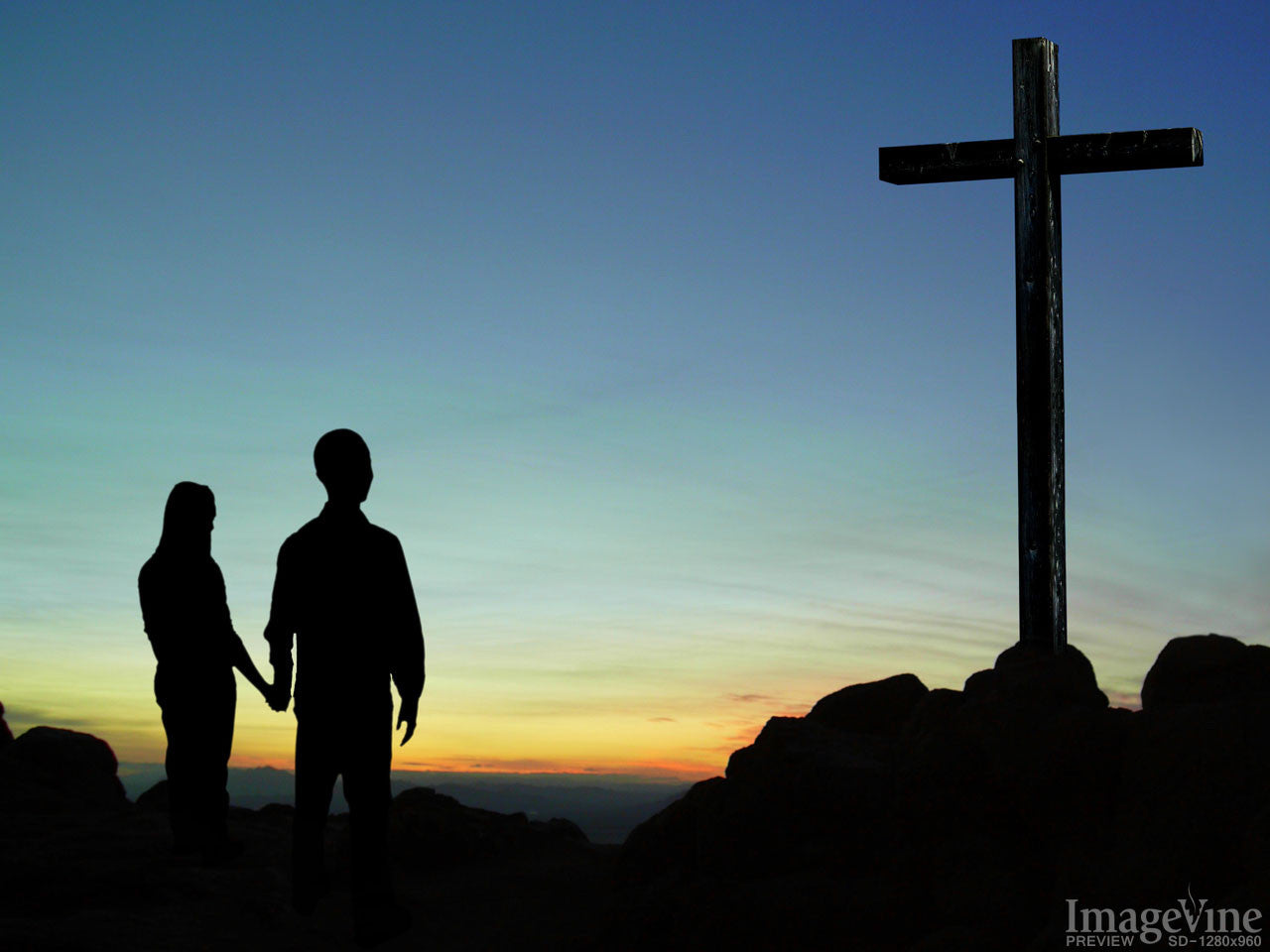 foot of the cross backgrounds imagevine