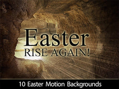 rise again, easter, motion, backgrounds