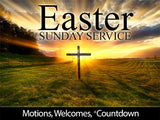 Easter Motions Bundle
