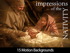 Impressions of the Nativity Motions Collection