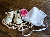 baby shoes mothers keepsakes