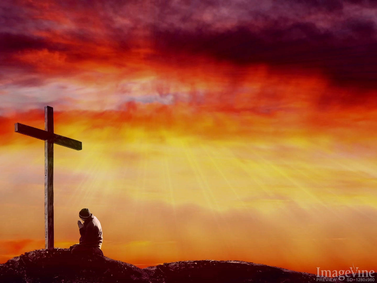 Shadow Of The Cross Backgrounds Imagevine