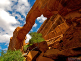 Utah wall arch before the colapse