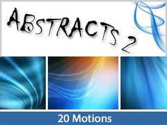 Abstract Backs V2 Motion Backgrounds Collection