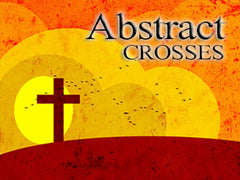 abstract cross backgrounds collection