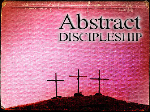 abstract discipleship background collection